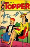 Cover for Tip Topper Comics (United Feature, 1949 series) #2