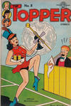 Cover for Tip Topper Comics (United Feature, 1949 series) #8