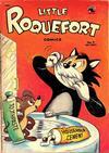 Cover for Little Roquefort Comics (St. John, 1952 series) #9