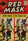 Cover for Red Mask (Magazine Enterprises, 1954 series) #52