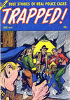 Cover for Trapped! (Ace Magazines, 1954 series) #1