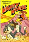 Cover for Mighty Mouse (St. John, 1947 series) #9