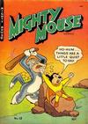 Cover for Mighty Mouse (St. John, 1947 series) #12