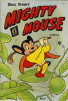 Cover for Mighty Mouse (St. John, 1947 series) #21 [52-pages]