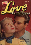 Cover for Love Experiences (Ace Magazines, 1951 series) #16