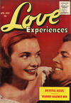 Cover for Love Experiences (Ace Magazines, 1951 series) #31
