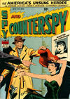Cover for Spy and Counterspy (American Comics Group, 1949 series) #2