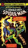 Cover for The Amazing Spider-Man (Pocket Books, 1977 series) #[1] (81443)
