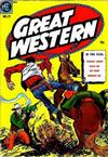 Cover for Great Western (Magazine Enterprises, 1953 series) #11