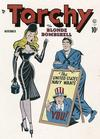 Cover for Torchy (Quality Comics, 1949 series) #1