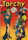Cover for Torchy (Quality Comics, 1949 series) #5