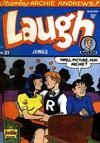 Cover for Laugh Comics (Archie, 1946 series) #21