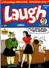 Cover for Laugh Comics (Archie, 1946 series) #23