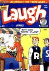 Cover for Laugh Comics (Archie, 1946 series) #31