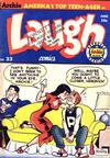 Cover for Laugh Comics (Archie, 1946 series) #33