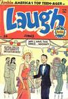 Cover for Laugh Comics (Archie, 1946 series) #34