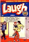 Cover for Laugh Comics (Archie, 1946 series) #35
