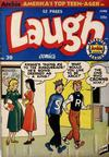 Cover for Laugh Comics (Archie, 1946 series) #39