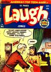 Cover for Laugh Comics (Archie, 1946 series) #41