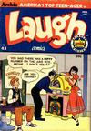 Cover for Laugh Comics (Archie, 1946 series) #43