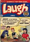 Cover for Laugh Comics (Archie, 1946 series) #49