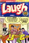 Cover for Laugh Comics (Archie, 1946 series) #51