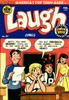 Cover for Laugh Comics (Archie, 1946 series) #61