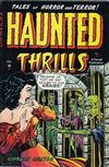 Cover for Haunted Thrills (Farrell, 1952 series) #4