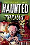 Cover for Haunted Thrills (Farrell, 1952 series) #8
