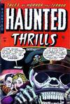 Cover for Haunted Thrills (Farrell, 1952 series) #13