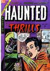 Cover for Haunted Thrills (Farrell, 1952 series) #17