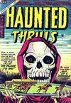 Cover for Haunted Thrills (Farrell, 1952 series) #18