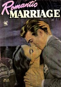 Cover Thumbnail for Romantic Marriage (St. John, 1953 series) #18