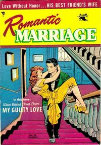 Cover Thumbnail for Romantic Marriage (St. John, 1953 series) #24