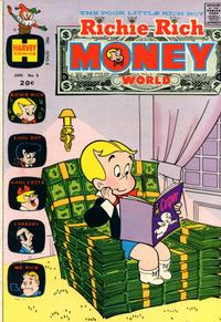 Cover Thumbnail for Richie Rich Money World (Harvey, 1972 series) #3