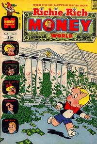 Cover Thumbnail for Richie Rich Money World (Harvey, 1972 series) #4