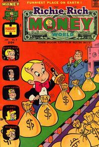 Cover Thumbnail for Richie Rich Money World (Harvey, 1972 series) #9