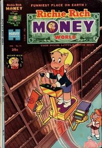 Cover Thumbnail for Richie Rich Money World (Harvey, 1972 series) #15
