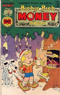 Cover Thumbnail for Richie Rich Money World (Harvey, 1972 series) #23