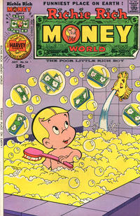 Cover Thumbnail for Richie Rich Money World (Harvey, 1972 series) #24