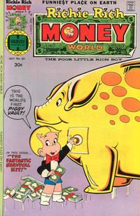 Cover Thumbnail for Richie Rich Money World (Harvey, 1972 series) #30