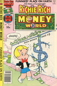 Cover Thumbnail for Richie Rich Money World (Harvey, 1972 series) #37