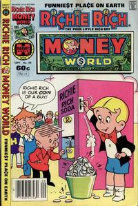 Cover Thumbnail for Richie Rich Money World (Harvey, 1972 series) #59