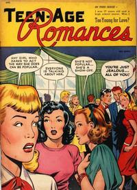 Cover Thumbnail for Teen-Age Romances (St. John, 1949 series) #1