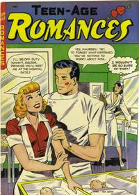 Cover Thumbnail for Teen-Age Romances (St. John, 1949 series) #2