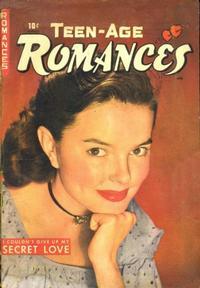 Cover Thumbnail for Teen-Age Romances (St. John, 1949 series) #4