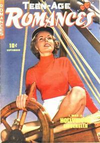 Cover Thumbnail for Teen-Age Romances (St. John, 1949 series) #5