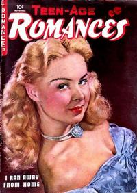 Cover Thumbnail for Teen-Age Romances (St. John, 1949 series) #7