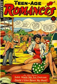 Cover Thumbnail for Teen-Age Romances (St. John, 1949 series) #11