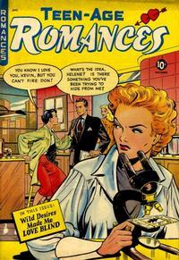 Cover Thumbnail for Teen-Age Romances (St. John, 1949 series) #12